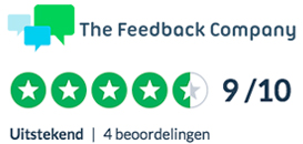 The feedback company - Rating 9 / 10